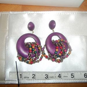 Earrings  item #80